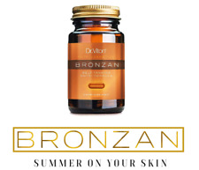 Bronzan Dr Viton 100% Natural and Organic - sunless tanning 30 capsules