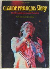 Claude François Story Livre Editions Alain Mathieu 1978