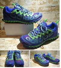 Adidas Vigor TR3 Trail Running Shoes Colorful Blue Green G66060 Women's Size 8.5