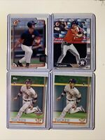 Kyle Tucker 2015 1st Bowman #75 /4 Cards/ Bowman, Topps & Topps Opening Day RC's