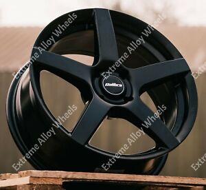 "Alloy Wheels 16"" Pace For Vauxhall Adam Astra Astravan Calibra Corsa 5x110 Black"