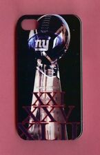 NEW YORK GIANTS Hard Snap-on Case iPhone 4 / 4S (Design 6)+ Screen Protector