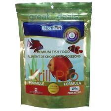 NorthFin Krill Pro Formula 1mm Pellets 250g Carnivore Omnivore Premium Fish Food