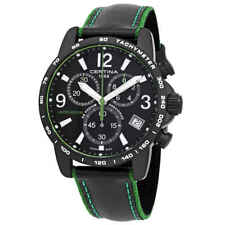 Certina DS Podium Chronograph Black Dial Men's Limited Edition Watch
