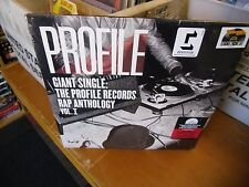 Profile Giant Single [Run Dmc Dr Jeckyll] LP NEW RED Colored RSD 2017
