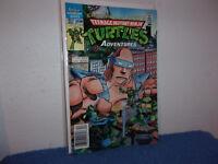VINTAGE (NEW) ARCHIE COMIC TEENAGE MUNTANT NINJA TURTLES # 3   ...1988......#402