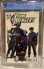 Young Avengers #6 CBCS 9.8 1st Cassie Lang Stature App Kate Bishop MCU Not CGC