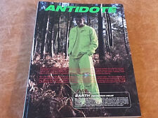 Antidote Magazine # 15 The Earth Issue; Fashion; Animal Rights; Summer 2018 NF