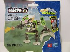Hasbro Cityville Kre-o building toy Dr. Mayhem's Jewel Heist 36 Pieces Pouch NEW