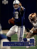 2002 Upper Deck #73 Peyton Manning - Indianapolis Colts