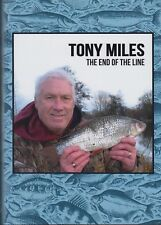 MILES LITTLE EGRET PRESS FISHING BOOK TONY MILES THE END OF THE LINE hardbck NEW