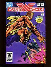 Wonder Woman #307 Fnvf Kane Heck Giacoia Huntress Batman Dr Strange Catwoman