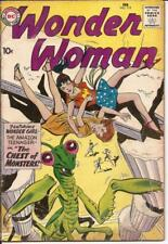 DC Wonder Woman #112 Diana Prince The Chest Of Monsters Wonder Girl Amazon