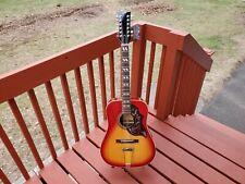 Lyle W470-12 12-String Acoustic Guitar