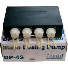 JECOD/JEBAO DP-4S SLAVE 4 CHANNEL DOSING PUMP - CONNECTS TO DP-2 DP-3 DP-4