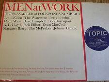 TPS166 Men at Work - Topic Sampler Number 3 - Folk Songs