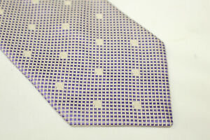 YVES GERARD Silk tie Made in Italy F15815