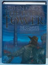 Stephen King's The Dark Tower:The Complete ConcordanceLettered-traycase (785-786