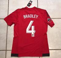 NWT ADIDAS Toronto FC MLS Michael Bradley Jersey Men's Medium