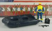 Original 1985 GI JOE Cobra NIGHT LANDING w/ Eel ARAH not COMPLETE vehicle