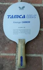 Discontinued Butterfly Kreanga ULC FL Table Tennis Blade/ Racket/ Paddle/ Bat