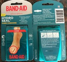 Band-Aid Hydro Seal Corn Cushions, 10ct, 2 Pack
