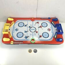 Franklin Light 'Em Up Air Tech Hockey, Tabletop Air Hockey Game, 2 Discs   Works