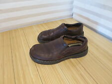 BORN 10 Mens Loafers Brown EU 44-45 M6663 Blast ll Casual Apron Toe Slip On