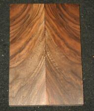 English Walnut Lumber Knife Scales Handles Grips Set