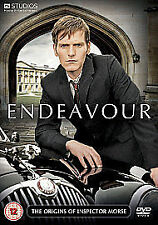 Endeavour: The Origins of Inspector Morse - DVD - Brand New & Sealed