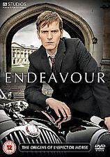 Endeavour (The Origins of Inspector Morse) - Complete Edition  DVD Shaun Evans
