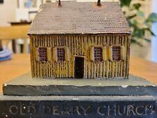 Wpa Architectual Model Old Derry Church