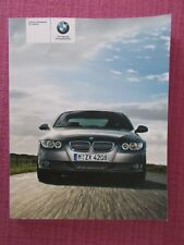 BMW 3 SERIES COUPE & CONVERTIBLE WITH iDrive (2006 - 2009) HANDBOOK (BM 747)
