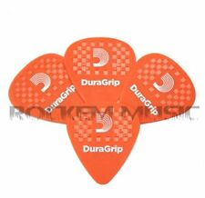Planet Waves 7DOR2 Orange Dura Grip Light Guitar Picks, Plectrums X4 Pack!