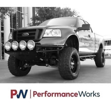N-FAB For 04-08 Ford F150/Lobo RSP Front Bumper, Multi-Mount System F044RSP