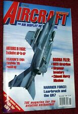 Aircraft Illustrated 1995 November Harrier,Norseman