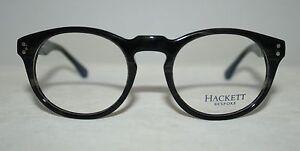 Brand New Unisex Hackett Glasses HEB089 90 & Hackett Case + Free Sv Lenses