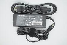 Genuine Toshiba Satellite S70-BBT2N23 PSPPJU-009054 120W 19V AC Power Adapter