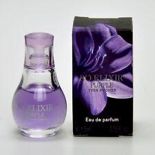 Yves Rocher SO ELIXIR PURPLE EDP 5 ml Mini Perfume Miniature Bottle New in Box