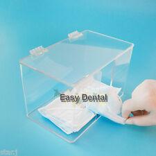 Dental Nail Health Disposable Face Mouth Mask Respirator Dispenser Holder Case