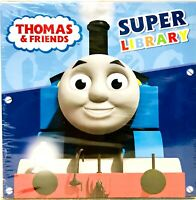 DEAN Thomas The Tank Engine & Friends Super Library 6 Count Board Book Set