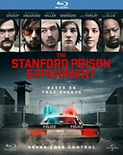 The Stanford Prison Experiment [Blu-ray] [2015] [DVD][Region 2]