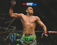 TONY FERGUSON EL CUCUY SIGNED AUTO'D 8X10 PHOTO MMA UFC 181 184 177 173 A