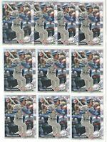 x393 CODY BELLINGER 2019 Bowman Prospects Baseball Card lot/set Dodgers Quantity