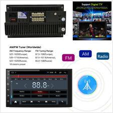 "7""1080P 2Din Android 8.1 Car Stereo Radio GPS Navi BT DAB Mirror Link WIFI 3G/4G"