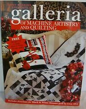 Jenny Haskins Presents A Galleria Of Machine Artistry And Quilting