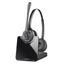 Plantronics CS520 C052A Headset w/base & PSU I 1 YEAR WARRANTY I FREE DELIVERY