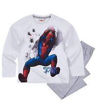 Boys Spiderman Pyjamas 6 Years With Tags
