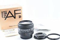 【 Exc +++++ 】 Nikon AF Nikkor 24mm f/2.8 D Wide Angle Lens from JAPAN 1233