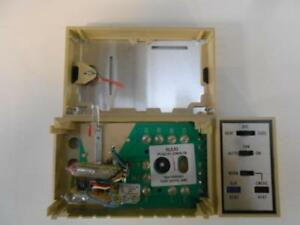 GENERAL ELECTRIC 3AAT86B9A1/41-20804-16 THERMOSTAT WITH SUBBASE 30 VOLT 48107